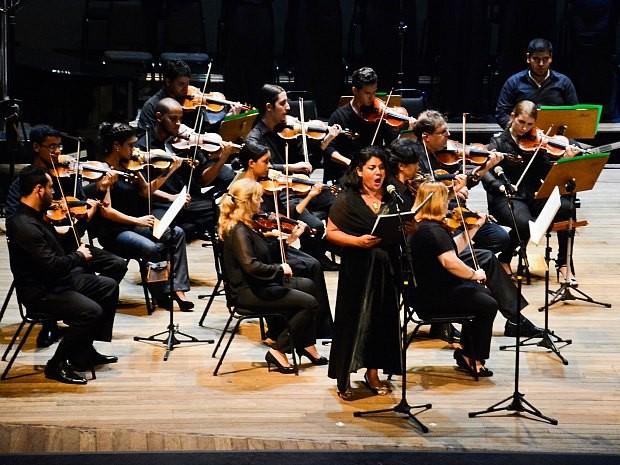 Orquestra Sinfônica da UEA  fará apresentação em Manaus (Foto: Joelma Sanmelo/UEA)