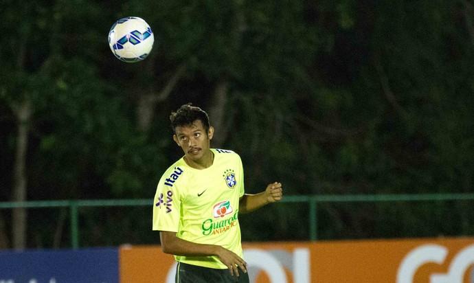 Gustavo Scarpa -  Seleção Brasileira sub-23 (Foto: Aldo Carneiro Costa)