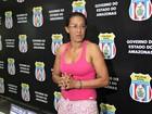 Mulher é presa com 5kg de drogas e R$ 18 mil dentro de casa em Manaus