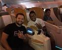 Marinho embarca rumo a Dubai para fazer exames e fechar com time chinês