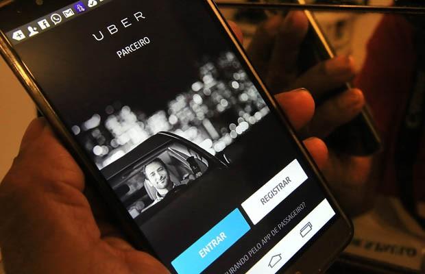 Uber pode ser avaliado em US$ 50 bilhões  (Foto: Fernanda Carvalho/)