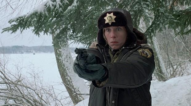 Marge Gunderson - Fargo (1996) (Foto: divulgação)