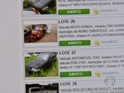 Governo leiloa 86 lotes de veículos apreendidos de traficantes em MS