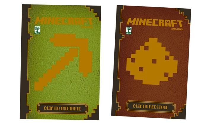 Guias de Minecraft (Foto: Divulgação/Abril)