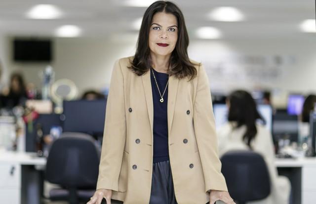Daniela Falcão (Foto: João Viegas)