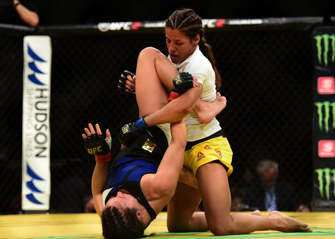 Cat Zingano, Julianna Peña, UFC 200, MMA (Foto: Getty Images)