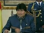 Presidente da Bolívia pede que Brasil devolva o senador Pinto Molina