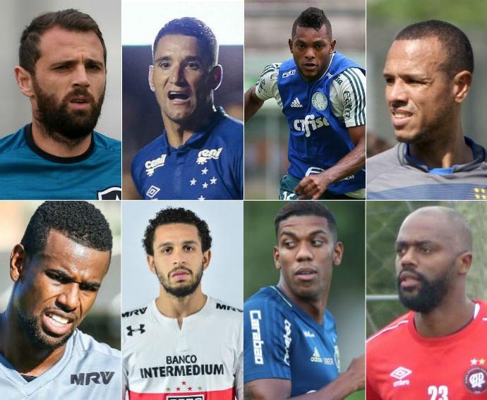 """Jogadores que estão """"devendo""""; Redação SporTV (Foto: SporTV)"""