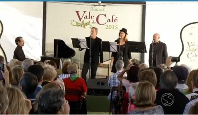 Festival do Vale do Café movimenta 15 municípios da região (Foto: Rio Sul Revista)