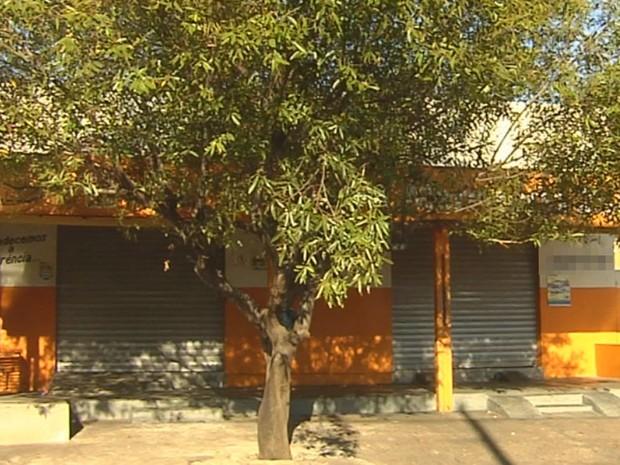 Confusão aconteceu em um bar em Rio Preto  (Foto: Reprodução/ TV TEM)