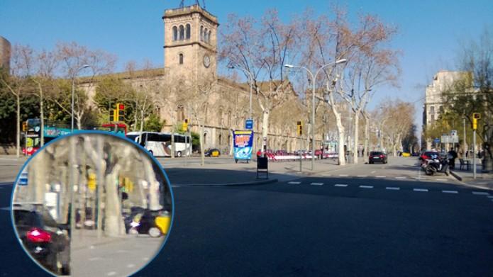 Exemplo de foto tirada com o Nokia Lumia 920 (Foto: Allan Melo / TechTudo)