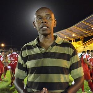 Antonino Moreira, técnico do Náutico-RR (Foto: Nailson Wapichana)