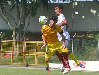 São José FC América-SP - Série A3 - Luís Guilherme (Foto: Tião Martins / TM Fotos)