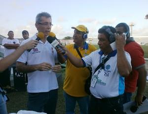 Nelson Lira (Foto: Globoesporte.com/pb)