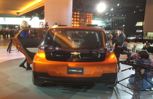 Chevrolet Bolt EV (Foto: Divulgação)