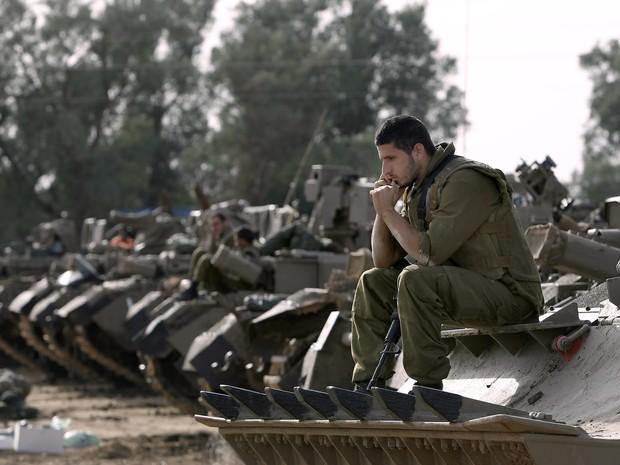 israel (Foto: AP)