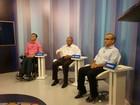 Candidatos a prefeito de Teresina chegam à TV Clube para debate