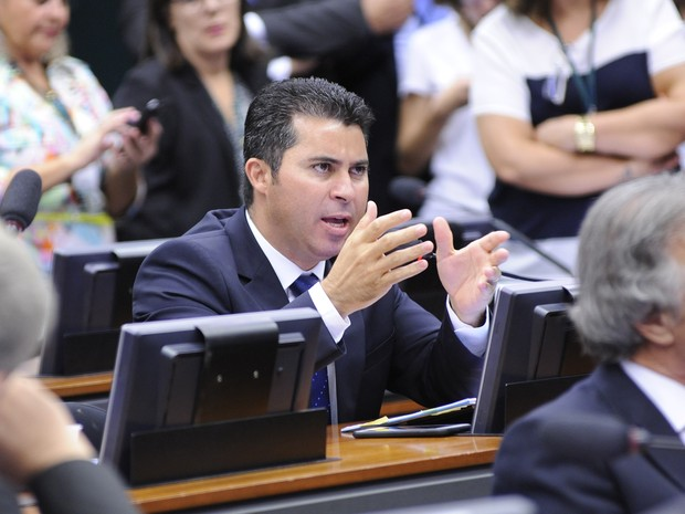 Dep. Marcos Rogério (PDT-RO) (Foto: Divulgação/Agência Câmara)