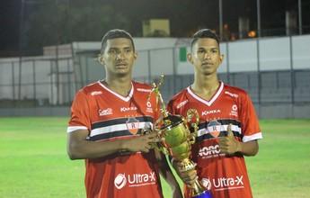 Atalho para a Copinha 2018, Piauiense sub-19 começa em maio com 10 times