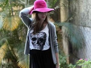 Jornalista de Juiz de Fora fica um ano sem comprar roupas novas (Foto: Talita Scoralick/Arquivo Pessoal)