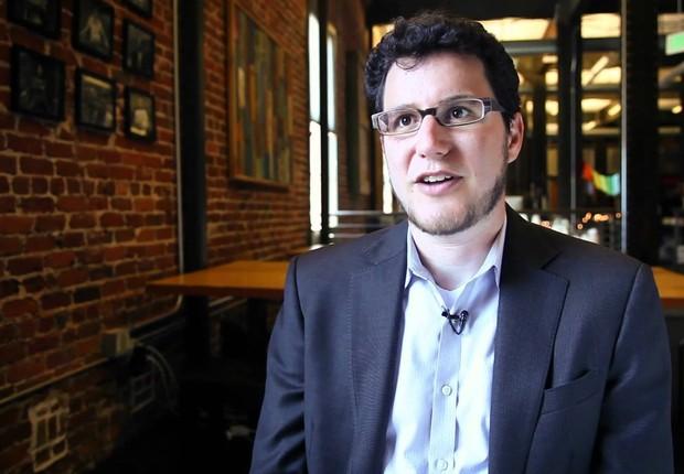 Eric Ries, autor de The Lean Startup (Foto: Reprodução/YouTube)