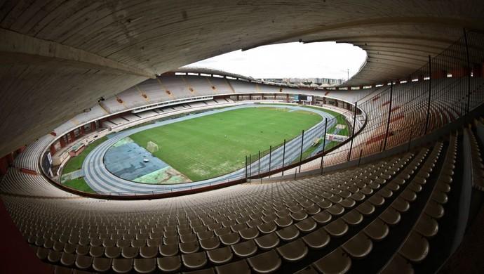 Estádio Mangueirão (Foto: Thiago Gomes/Agência Pará)