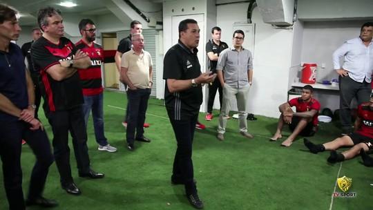Sport e São Paulo opõem gerações de técnicos: Luxa x Ceni; veja perfis