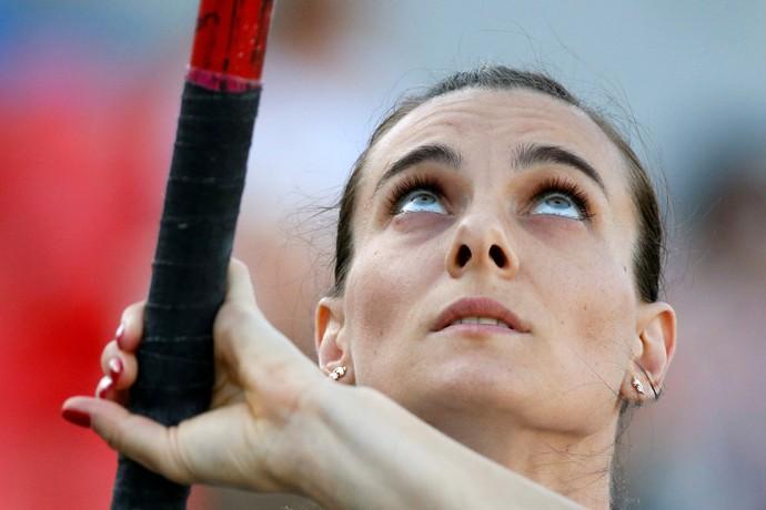 Isinbayeva (Foto: Reuters)