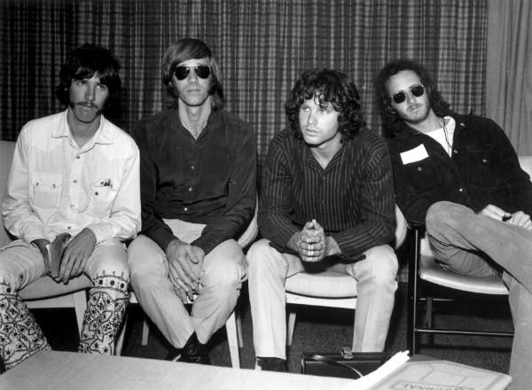 O frontman do The Doors foi encontrado morte em uma banheira parisiense em julho de 1971. Acredita-se que foi vítima de uma overdose de heroína com cocaína (Foto: Getty Images)