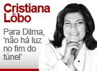Para Dilma, 'não há luz no fim do túnel' (editoria de arte/G1)