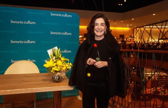 "Glória Kalil lança o livro ""Chic Profissional"" (Foto: Charles Naseh)"