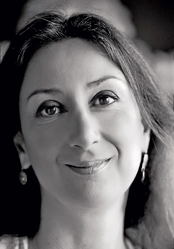 Daphne Galizia,jornalista (Foto:  Glow Images)