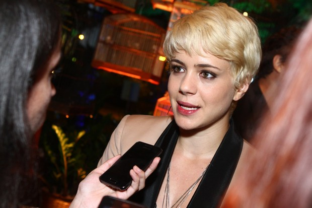 Leandra Leal (Foto: Raphael Mesquita / Foto Rio News)