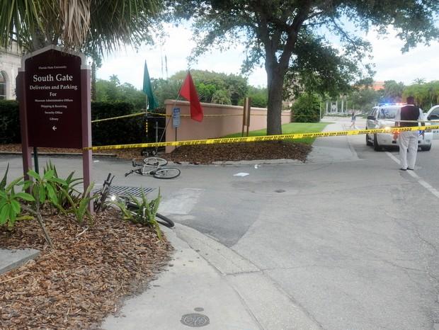 Bailarino Pedro Henrique Pupa, formado em Piracicaba, morreu atropelado por um caminhão enquanto andava de bicicleta na cidade de Sarasota, no estado da Flórida, nos Estados Unidos (Foto: Divulgação/Sarasota Police District)