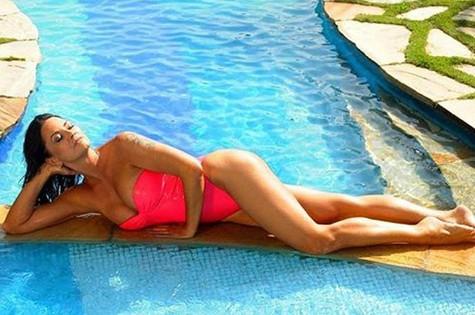 Luiza Brunet (Foto: Reprodução )