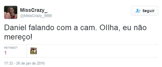 twitter 1 madrugada 27_01 (Foto: TV Globo)