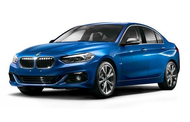 BMW Série 1 Sedan (Foto: BMW)