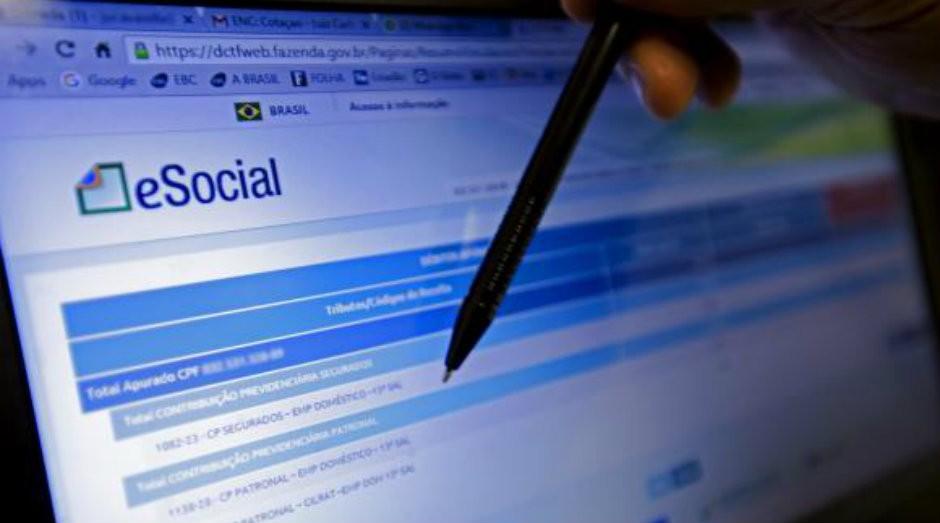 e-social (Foto: Reprodução/Agência Brasil)