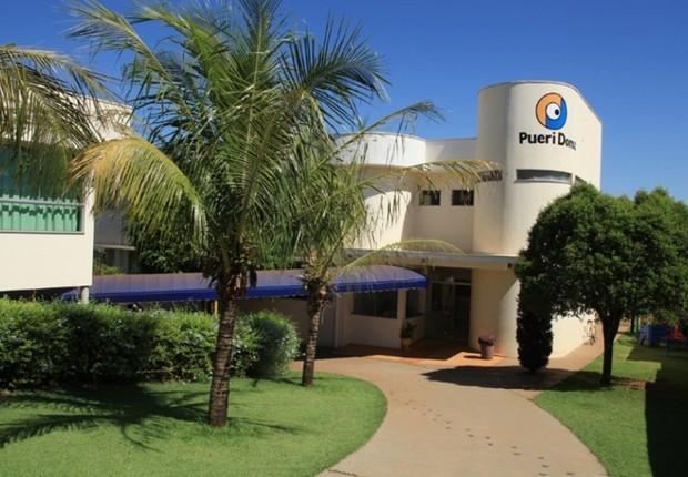 Unidade da instituição de ensino Pueri Domus (Foto: Reprodução/Facebook)