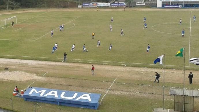 Mauaense x Grêmio Prudente - Campeonato Paulista da Segunda Divisão (Foto: Luciano Sanches / Cedida)