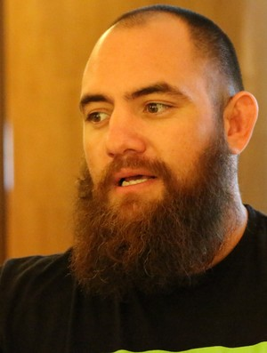 MMA UFC - Travis Browne (Foto: Evelyn Rodrigues)