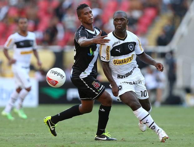 Seedorf, Vasco x Botafogo (Foto: Satiro Sodre/AGIF)