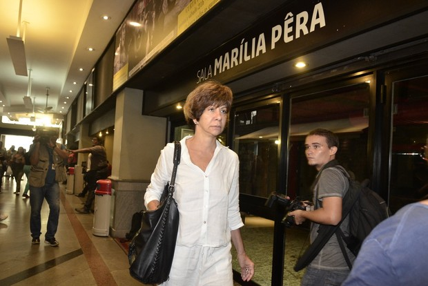 Sandra Pêra (Foto: Roberto Teixeira / ego)