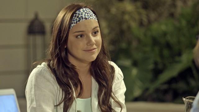 Marina (Alice Wegmann) (Foto: TV Globo)