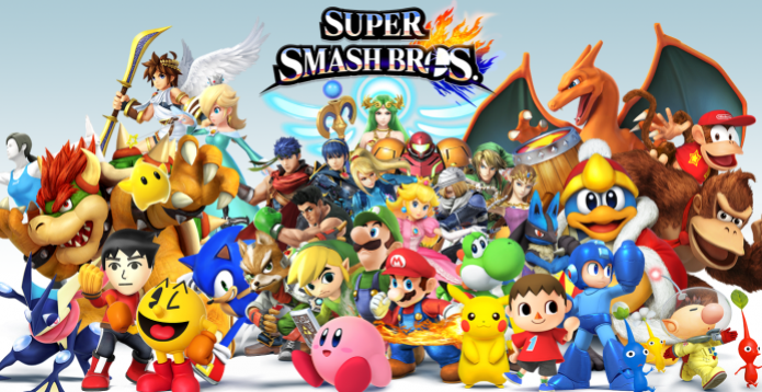 Super Smash Bros (Foto: Divulgação) (Foto: Super Smash Bros (Foto: Divulgação))
