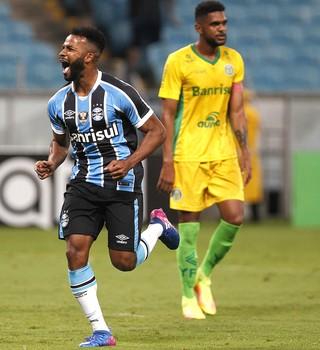 Grêmio x Ypiranga Gauchão Arena Fernandinho (Foto: Lucas Uebel/Grêmio/Divulgação)