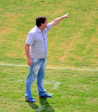 Leonardo Silvério Atibaia (Foto: Danilo Sardinha/GloboEsporte.com)