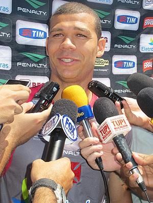 Nilton Tufão Vasco (Foto: André Casado / Globoesporte.com)