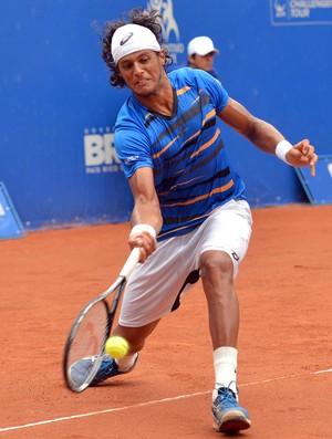 João Souza Feijão tênis (Foto: João Pires)