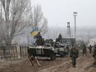 Paz na Ucrânia é ameaçada a poucas horas do cessar-fogo
